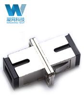 SC金属单工适配器