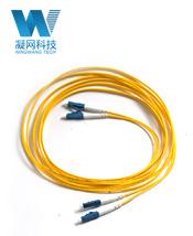 LC-LC单模电信级光纤跳线