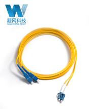 LC-SC单模电信级光纤跳线