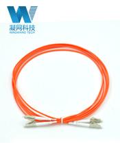 LC-LC多模光纤跳线