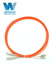 LC-SC多模光纤跳线
